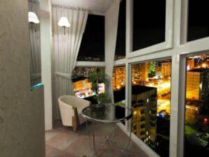 заказать французский балкон Харьков
