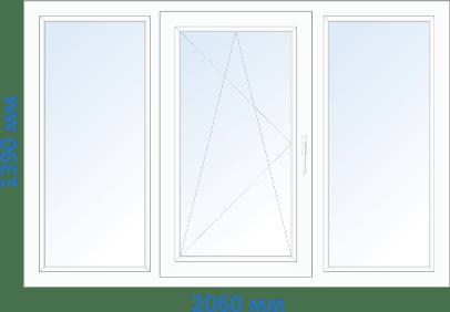 окно в комнату
