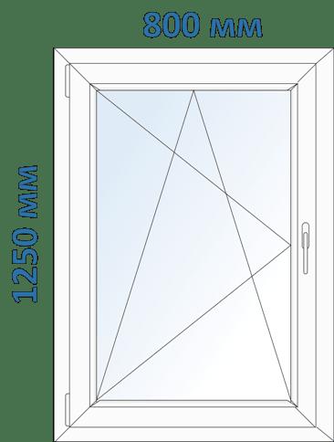 окно частный сектор