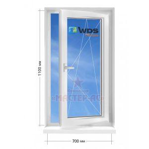 окна вдс олимпия в частный дом