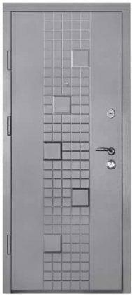 двери ДМ-3 антрацит