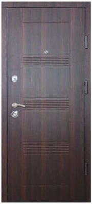двери ДМ-3 орех